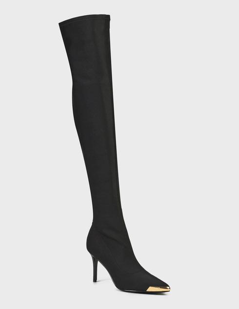 черные женские Ботфорты Versace Jeans Couture 71VA3S53-899 11129 грн