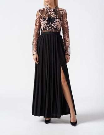 SELF-PORTRAIT платье