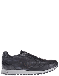 Мужские кроссовки Roberto Cavalli 1065_black