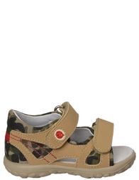 Детские сандалии для мальчиков FALCOTTO 1390sabbia_khaki