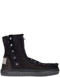 Женские ботинки KARMA OF CHARME YZ1_black