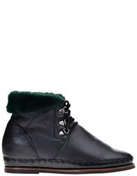 Женские ботинки Pakerson 24723_black