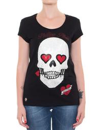 Женская футболка PHILIPP PLEIN 0166