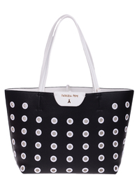 Женская сумка PATRIZIA PEPE 6379_black