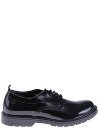Детские туфли для мальчиков NATURINO 4002-nero