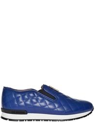 Женские кроссовки Love Moschino 15012_blue