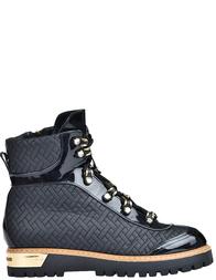 Женские ботинки LORETTA PETTINARI 5262_black