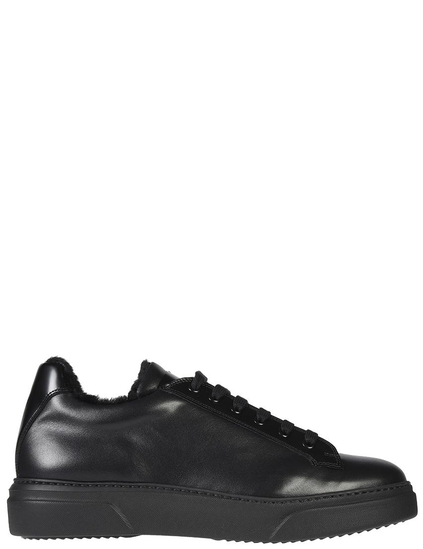 Мужские кроссовки Camerlengo 14802_black
