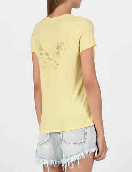 Zadig & Voltaire 1806-MAIS_yellow фото-3