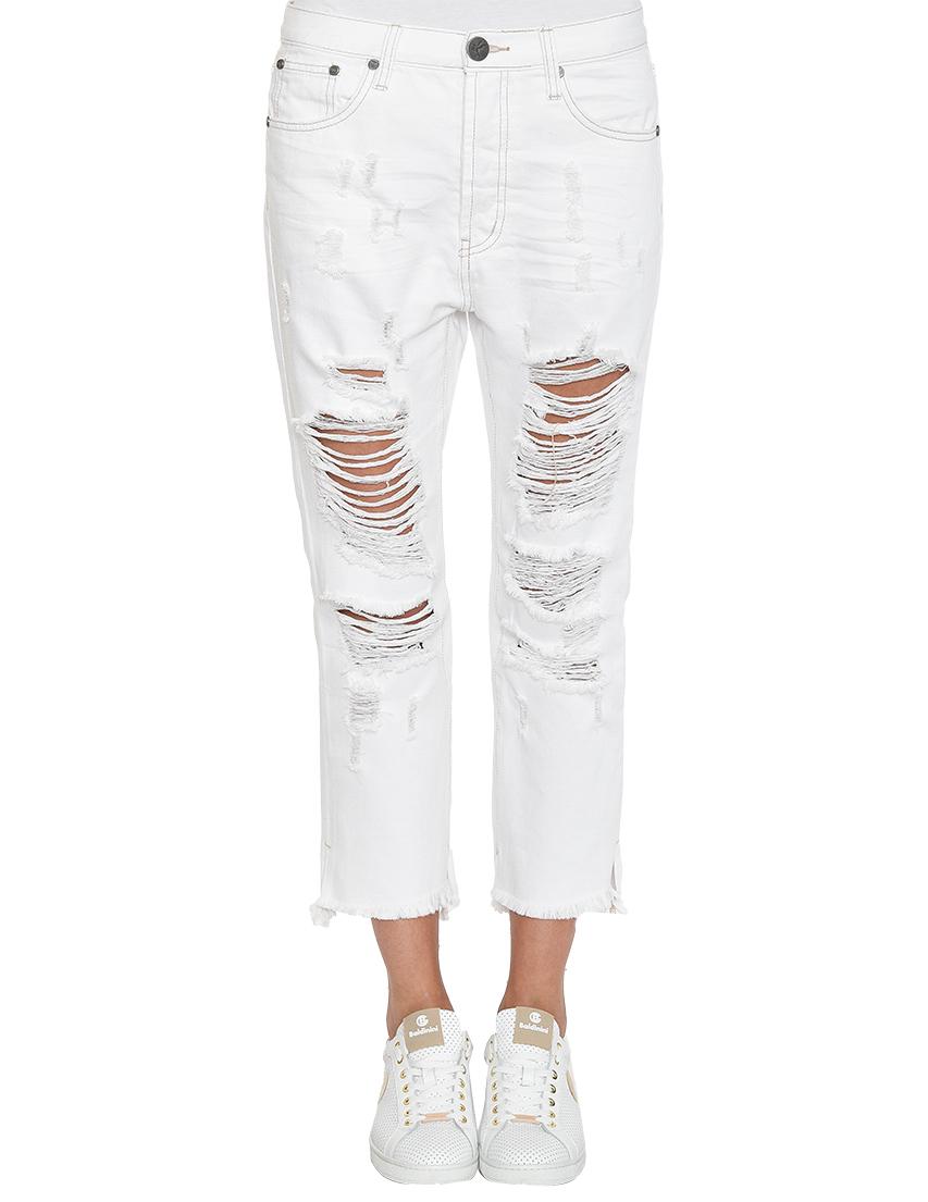 Женские джинсы ONETEASPOON 20842-ONE_white