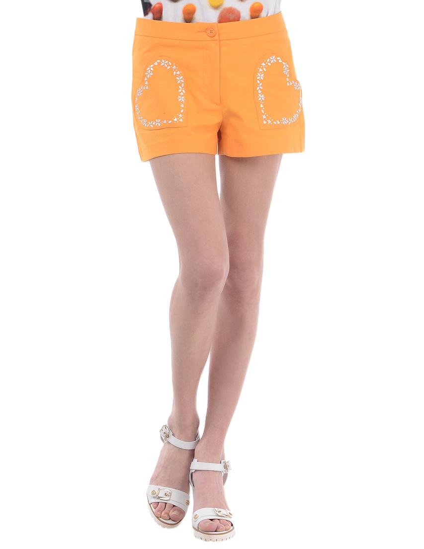 Женские шорты LOVE MOSCHINO O06201S2549J51