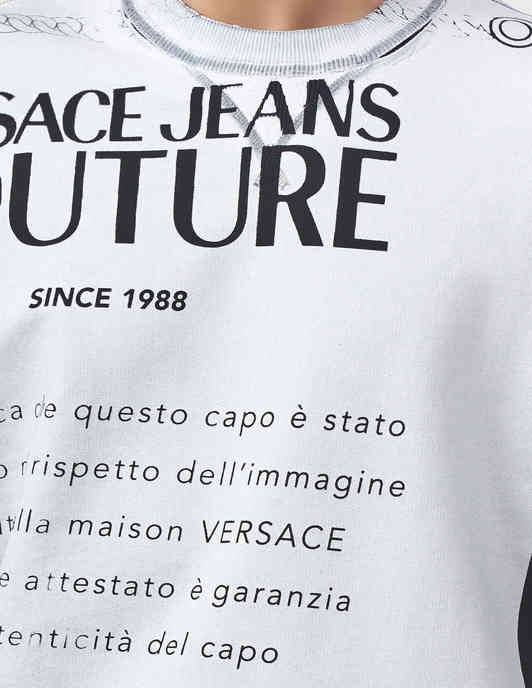 Versace Jeans Couture B7GVA7F5-13956-black фото-5