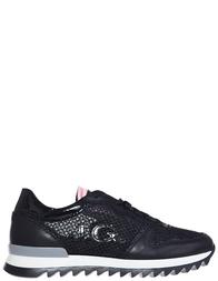 Женские кроссовки John Galliano 7989_black