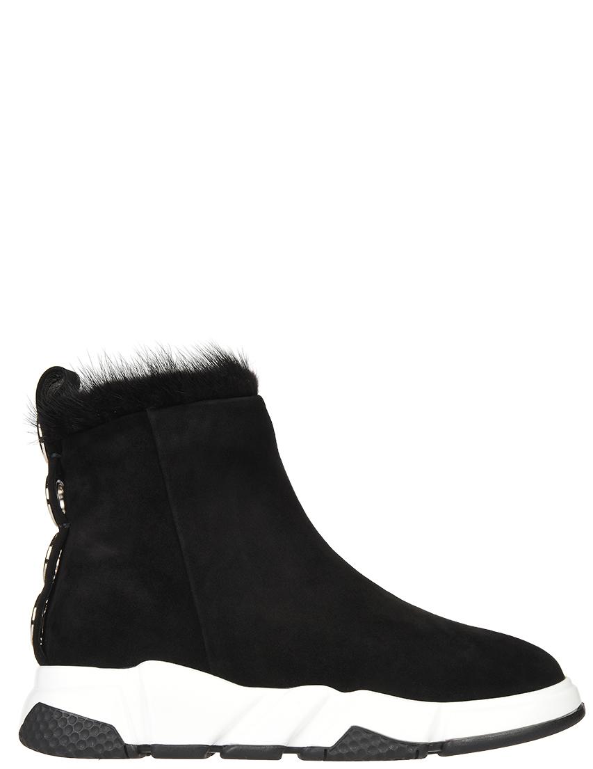 Женские ботинки Gianni Renzi 2780_black