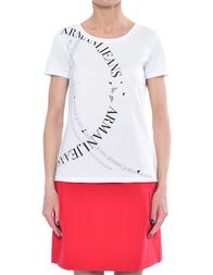 Женская футболка ARMANI JEANS 3Y5T56-5JPXZ-1100