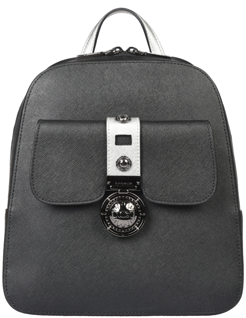 Рюкзак Cromia 3915-SAF-silver_blACK