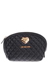 Женская кошелек LOVE MOSCHINO 5316_black