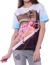 Женская футболка PAUL SMITH SPPXP-G799-P9188