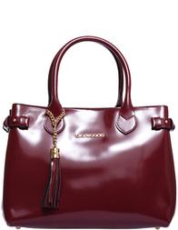 Женская сумка Di Gregorio 8529_bordo