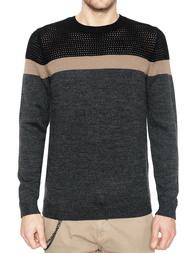 Мужской свитер ANTONY MORATO SW00701YA400006-9004_gray