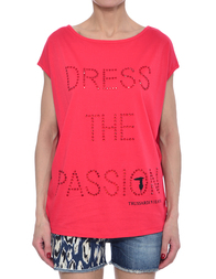 Женская футболка TRUSSARDI JEANS 56T63-139