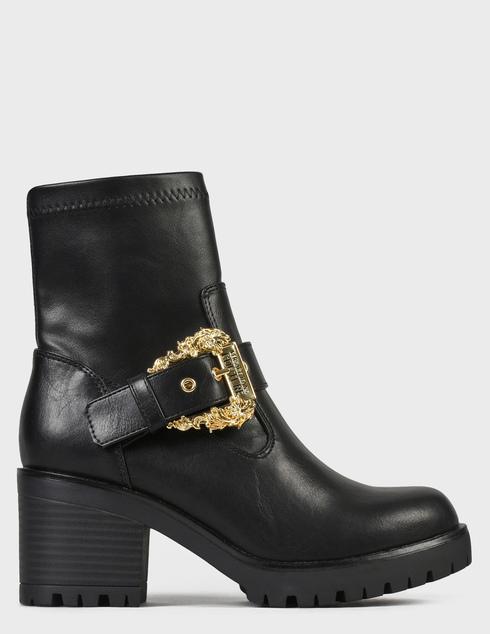 женские черные Ботильоны Versace Jeans Couture AGR-71VA3S92-899 - фото-7