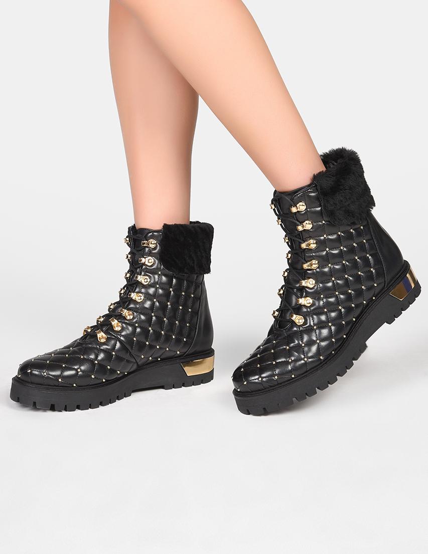 Женские ботинки LEstrosa AGR-25-black