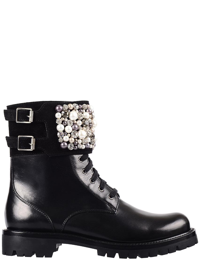 Женские ботинки Rene Caovilla 933-black