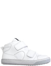 Детские кроссовки для девочек Naturino Nadal-vl-bianco-white