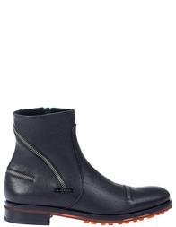 Мужские ботинки JOHN RICHMOND 6646_black