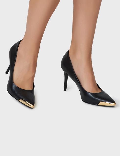 черные Туфли Versace Jeans Couture 71VA3S50-899