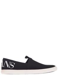 Мужские слипоны Armani Jeans AGR-935083_black