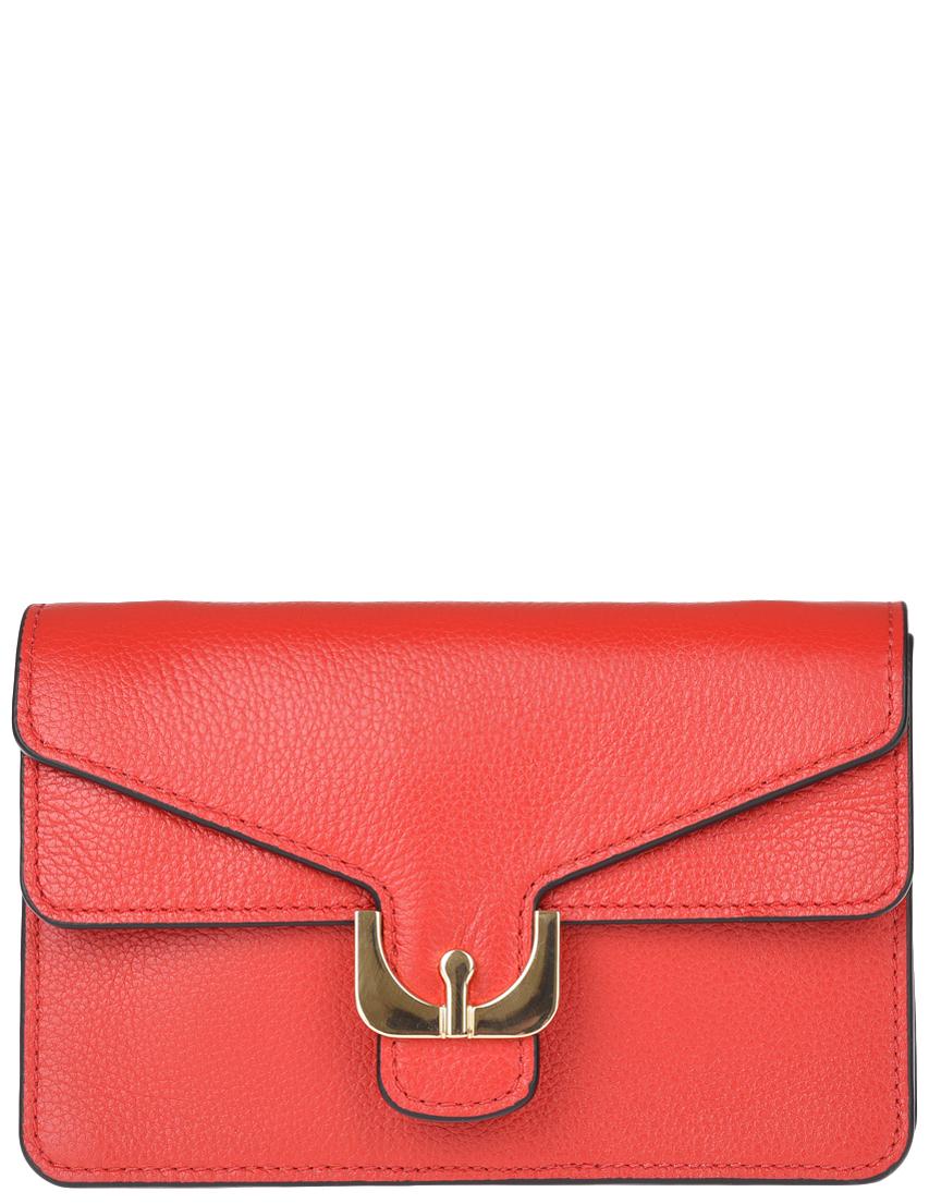 Купить Женские сумки, Сумка, COCCINELLE, Красный, Весна-Лето