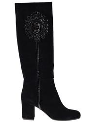 Женские сапоги Essere 4713-black