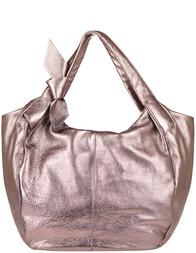 Женская сумка Ripani 7551-bronza-metalic