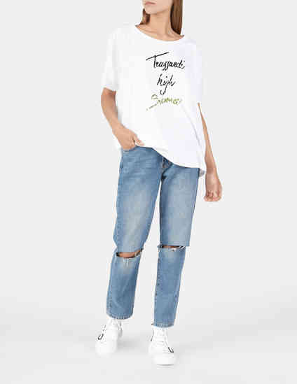Trussardi Jeans 56T00060-W001_white фото-4