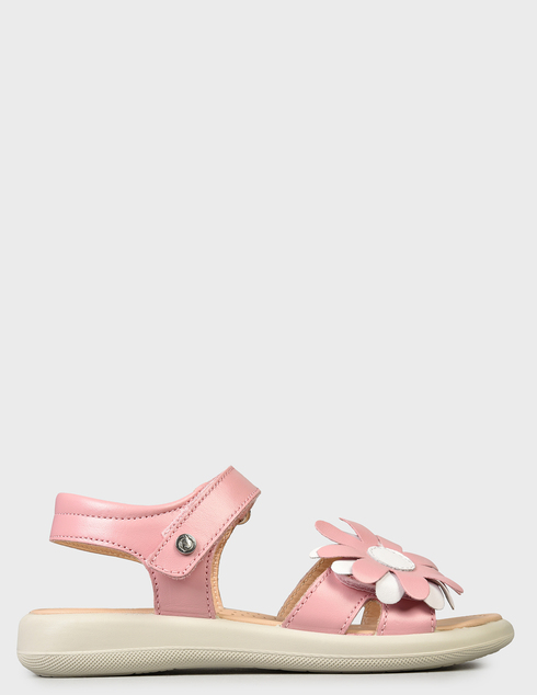Naturino Sciantis-vitello-rosa-bianco-pink фото-6