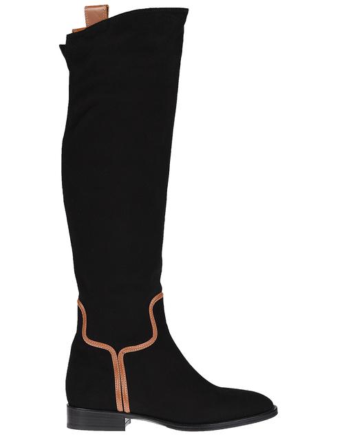 черные Ботфорты Le Pepe A129038_black размер - 39.5