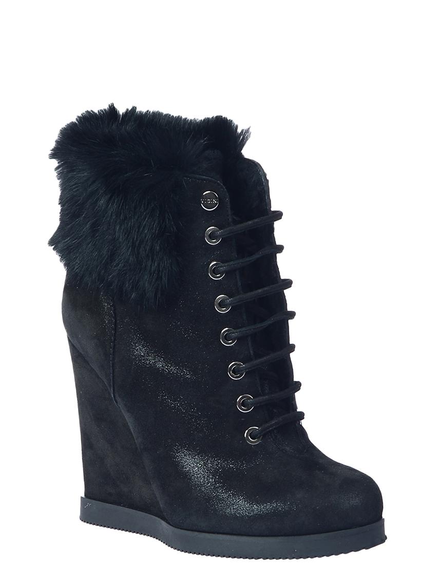 Женские ботинки VICINI 47020_black