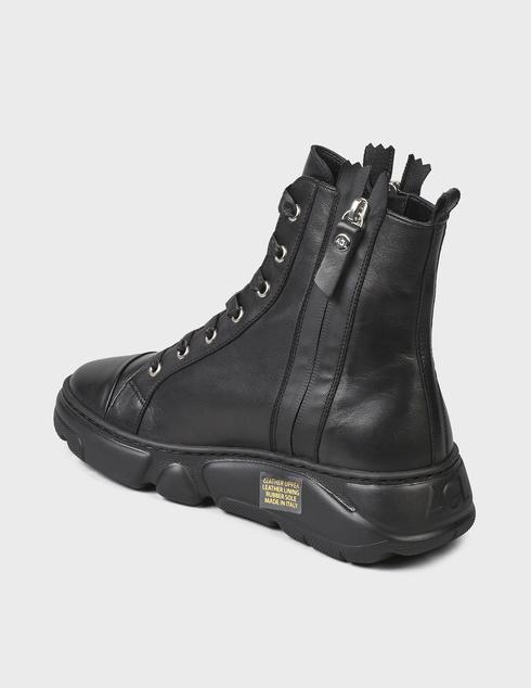 черные женские Ботинки Agl D938505BGKA0761013 6879 грн