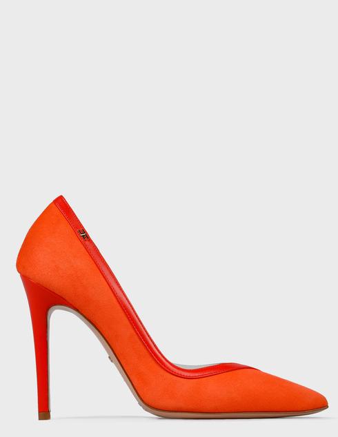 женские коралловые Туфли Elisabetta Franchi AGR-nSA-C1S-73E2-V302 - фото-6
