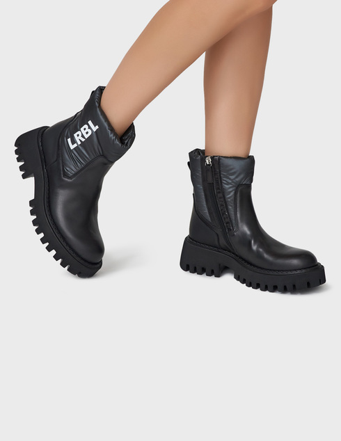 черные Ботинки Loriblu 2I4BL05400-NERO
