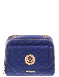 Женская сумка LOVE MOSCHINO 4204_blue