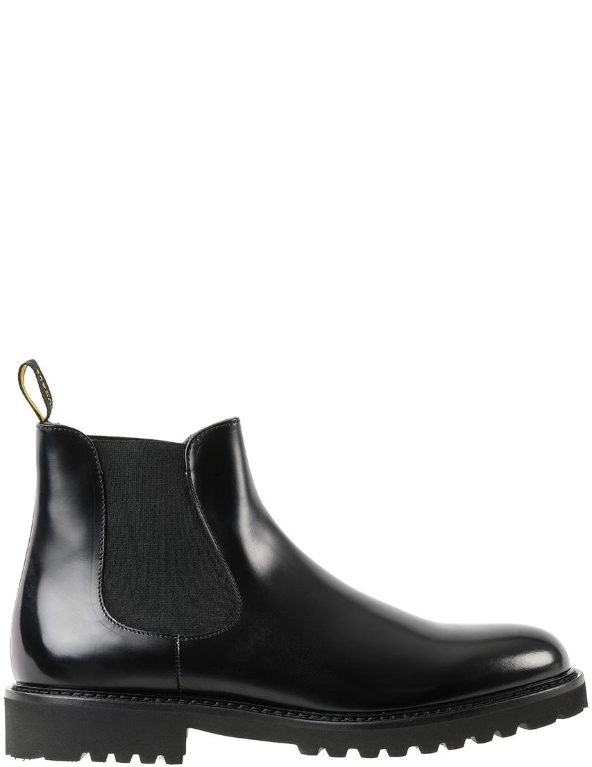 Ботинки DOUCALS DU1806PHILUT007NN00