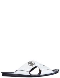 Мужские шлепанцы Roberto Cavalli 2083_white