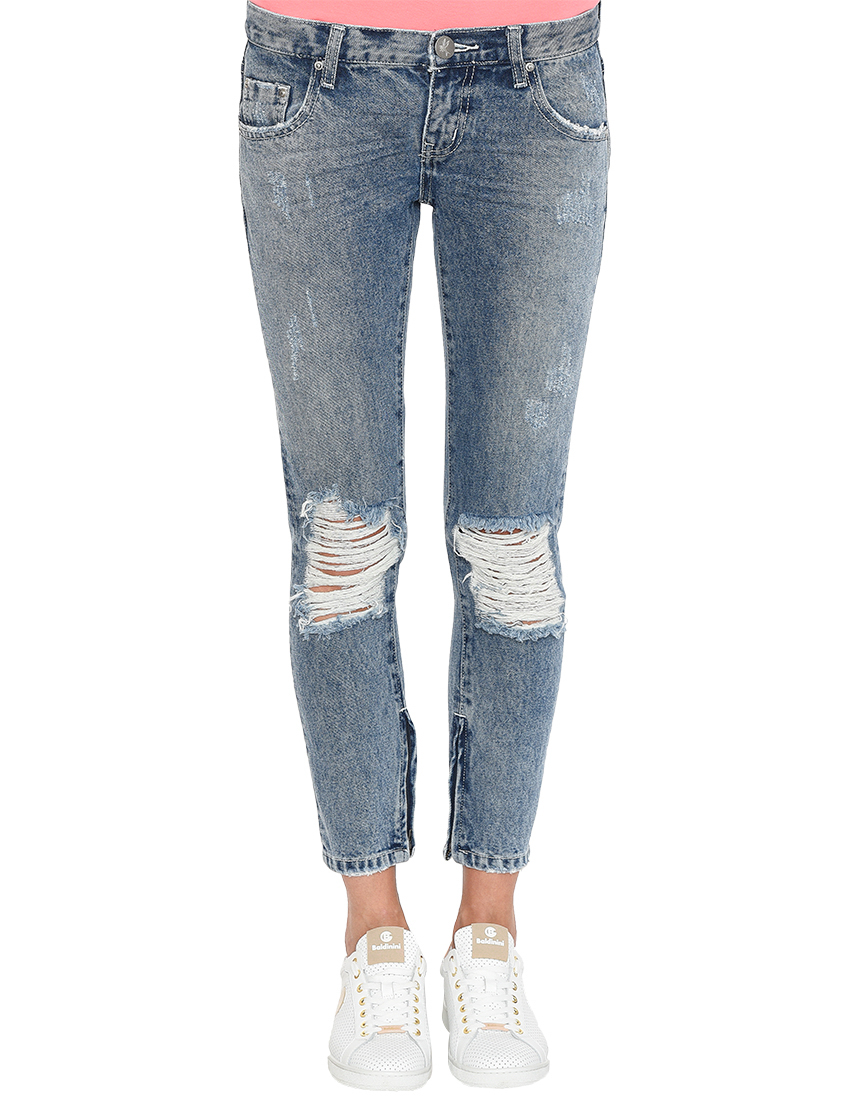 Женские джинсы ONETEASPOON 20324-ONE_blue