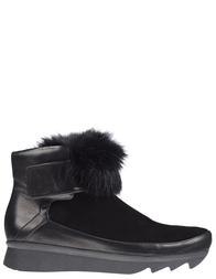 Женские ботинки Genuin Vivier 40570_black