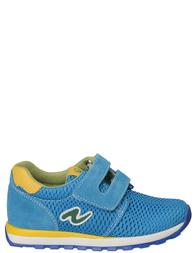 Детские кроссовки для мальчиков NATURINO Wallsky_blue