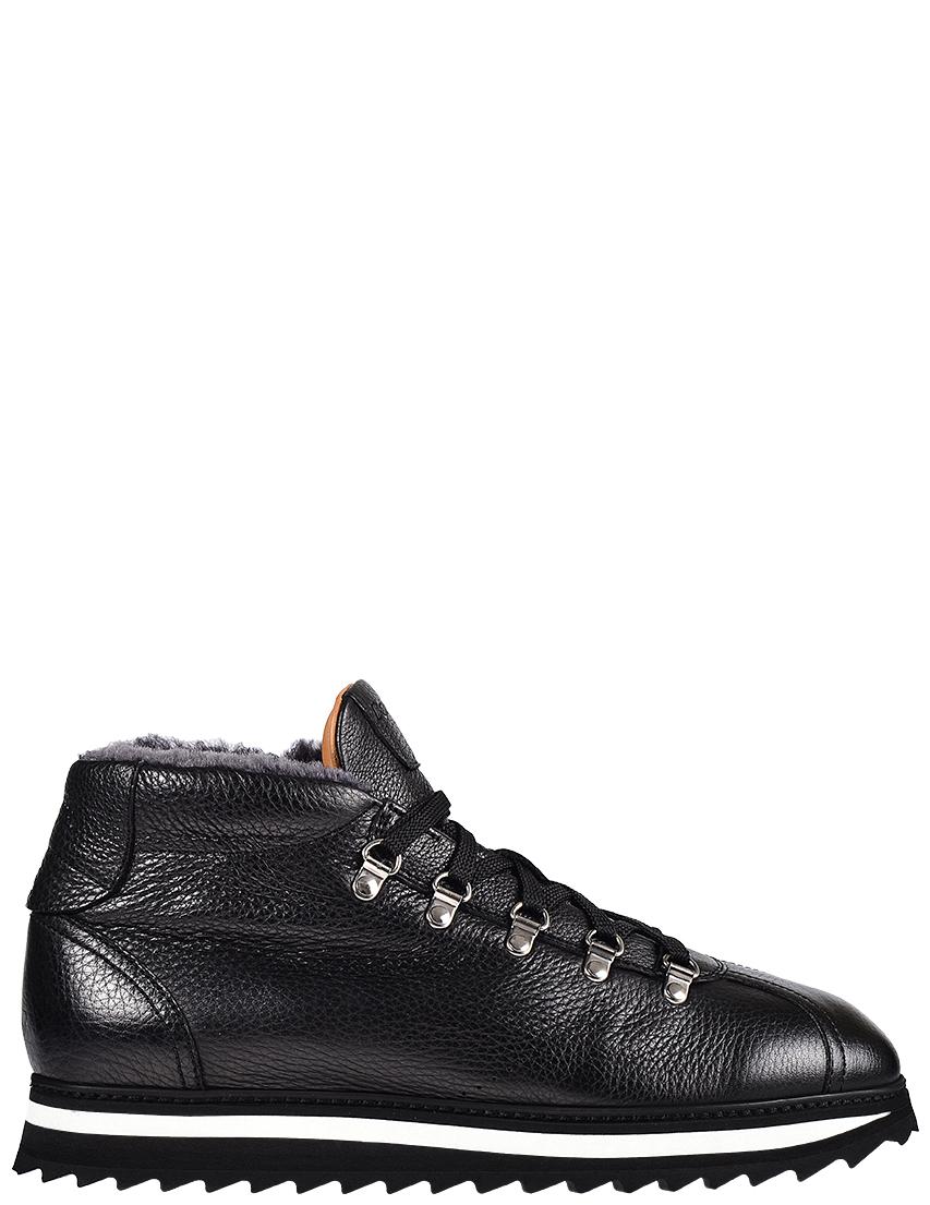 Мужские кроссовки DoucalS 1793-black