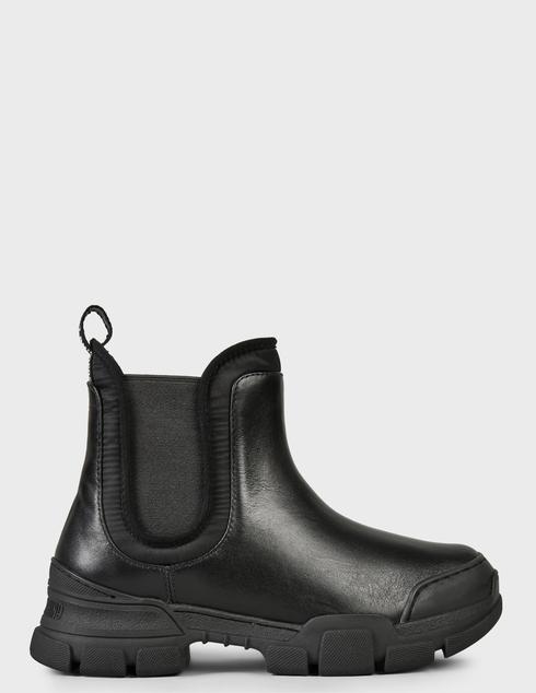 женские черные Ботинки Love Moschino JA15614G0DIAI00A - фото-6